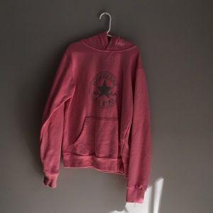 Girls Converse hoodie